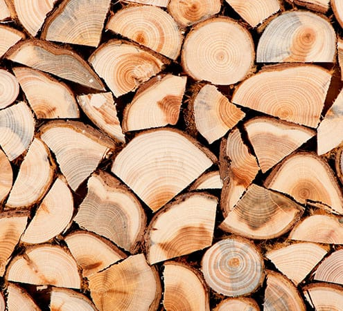 aged-firewood